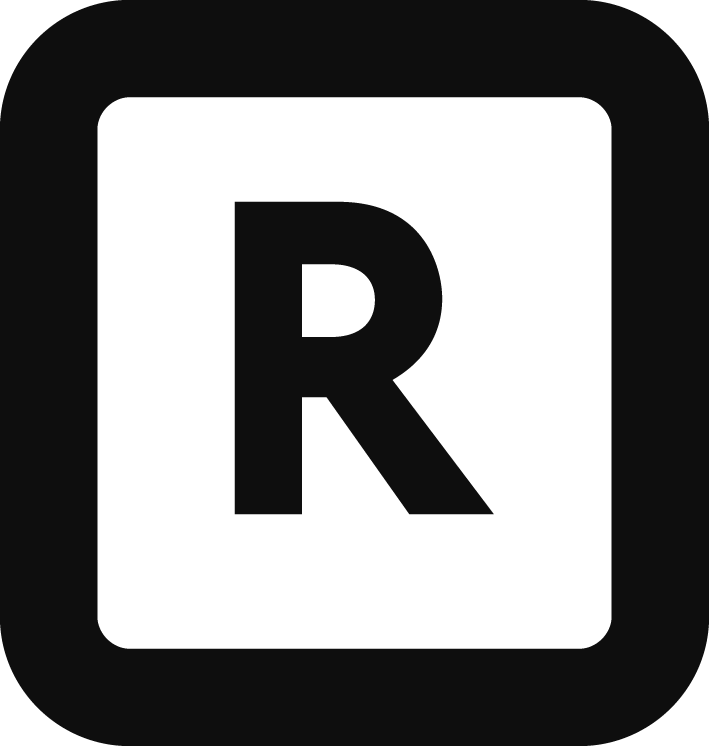 An image of the relaxed performances symbol